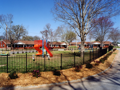 Cliff Circle Playground SMALL