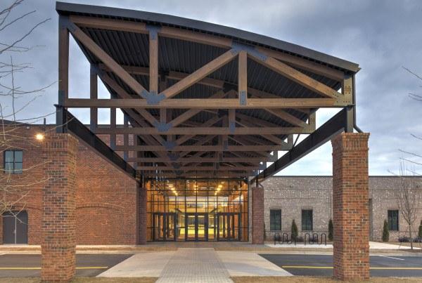 Browns Bridge Community Church Addition Atlanta